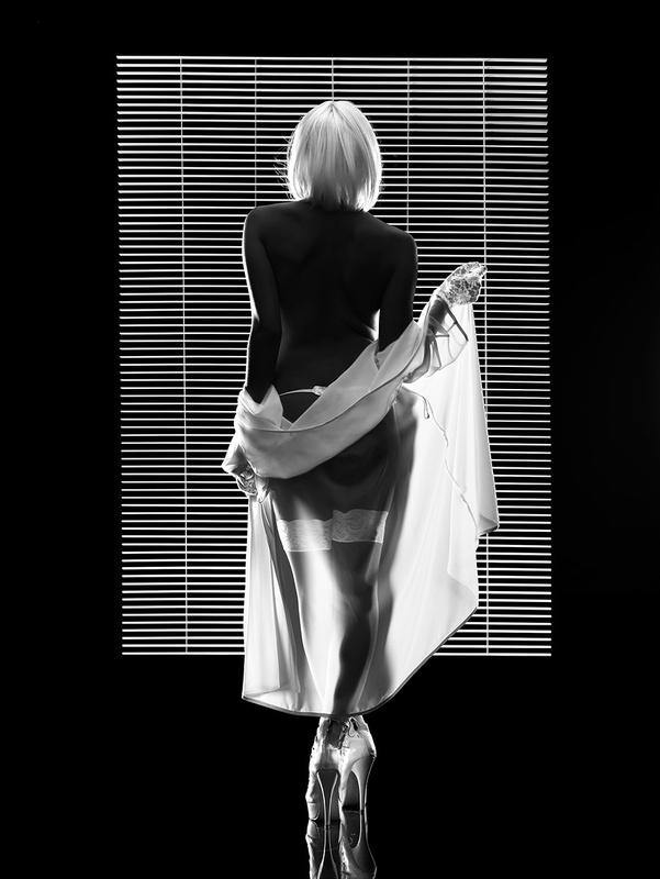 Moonlight Seduction by Massimo Scavazzini