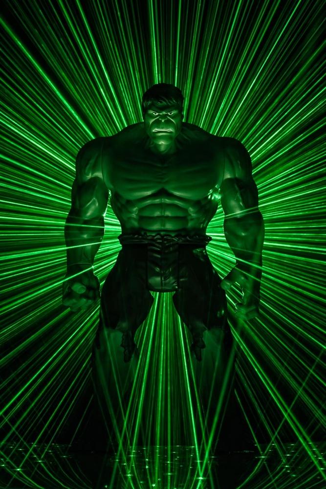 Hulk by Massimo Scavazzini