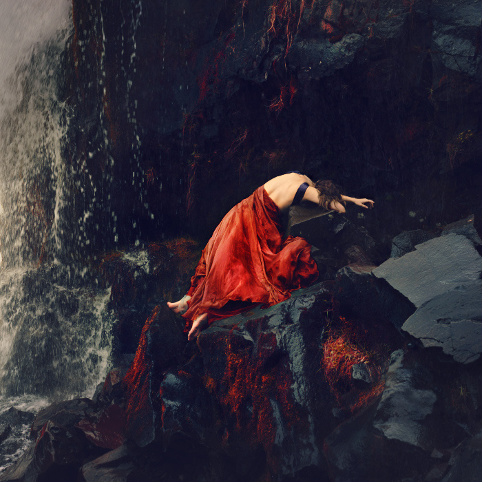 The Song of Time by Brooke Shaden