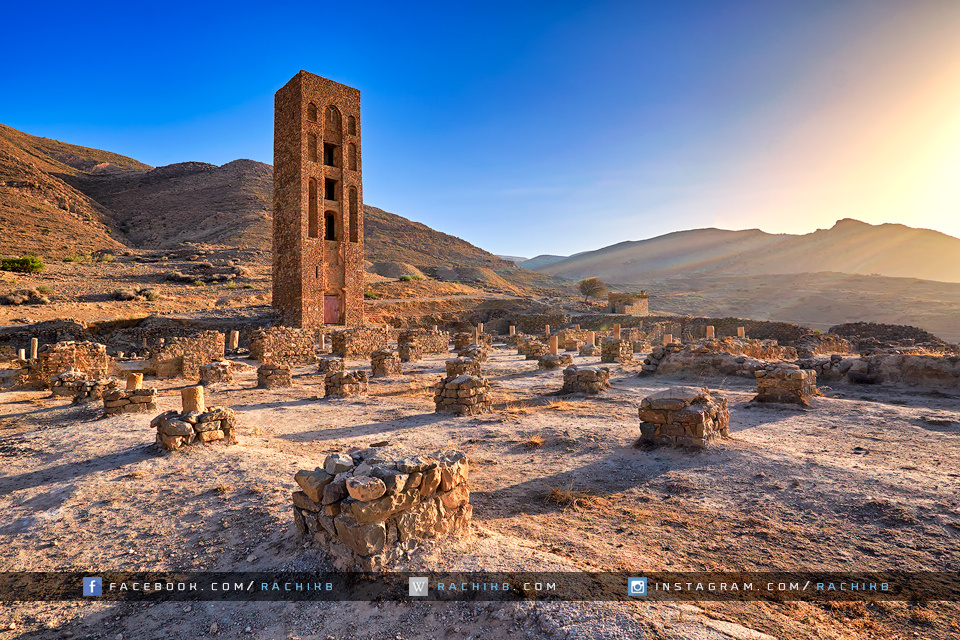 Qalaa of Beni Hammad by Rachik BOUANANI