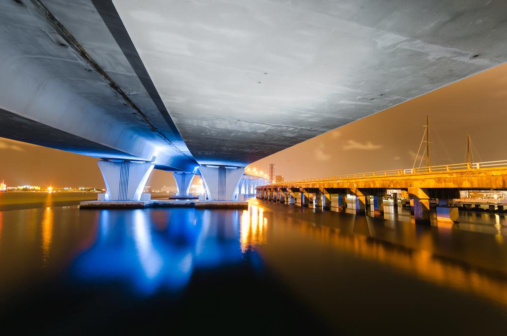 Underpass by Roberto Hernandez