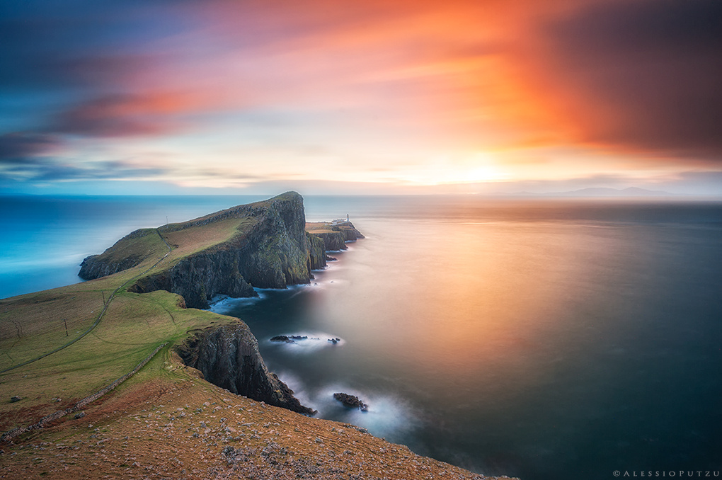 Neist Point Magic by Alessio Putzu