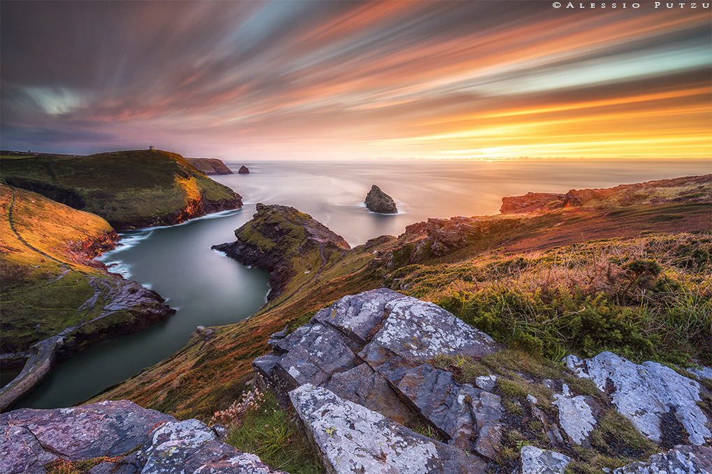 Boscastle Magic by Alessio Putzu