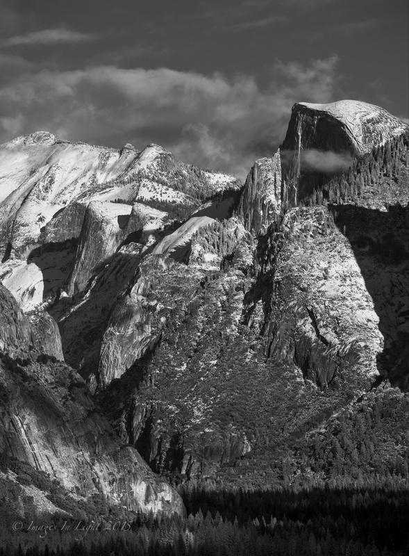 Yosemite Valley by Ross Murphy