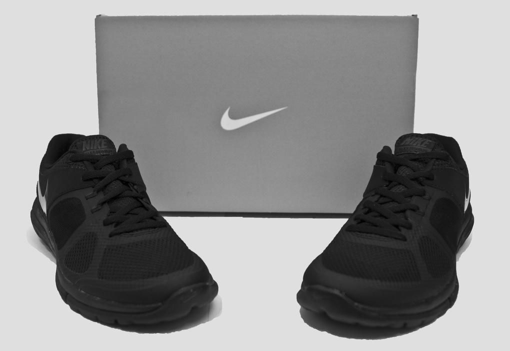 Nike Flex Run 2014 by Nathaniel Upshaw