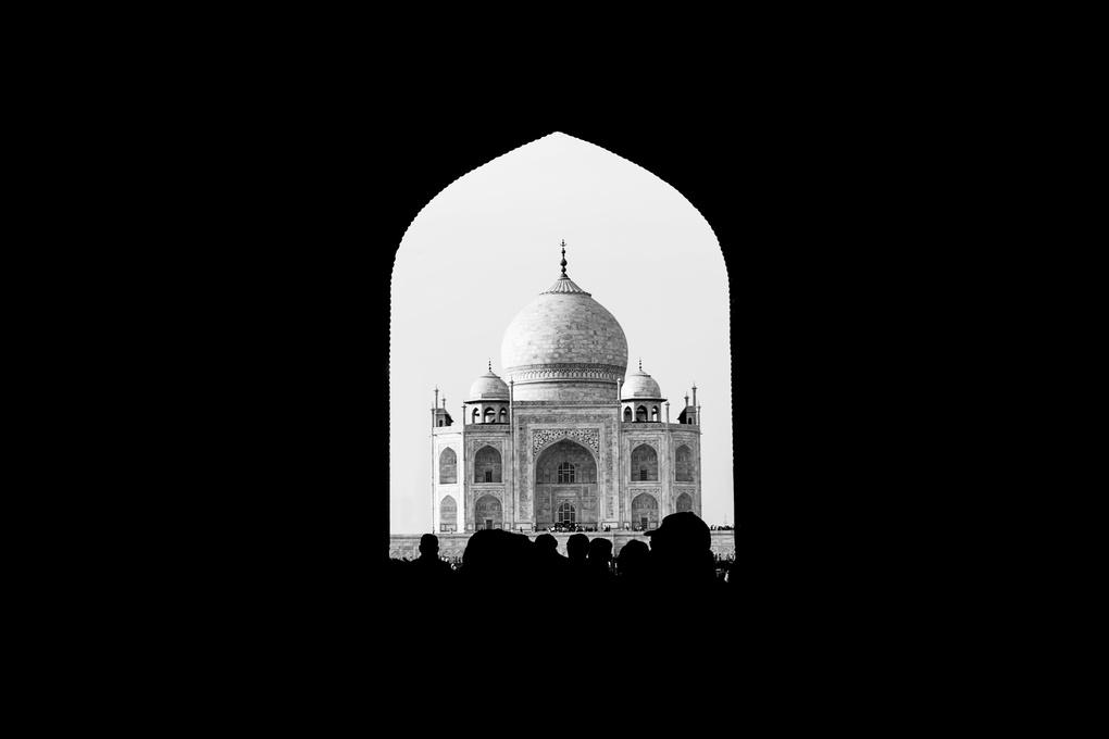 Taj Mahal by Roman Málik