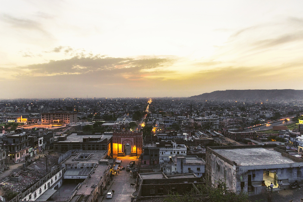 Jaipur by Roman Málik