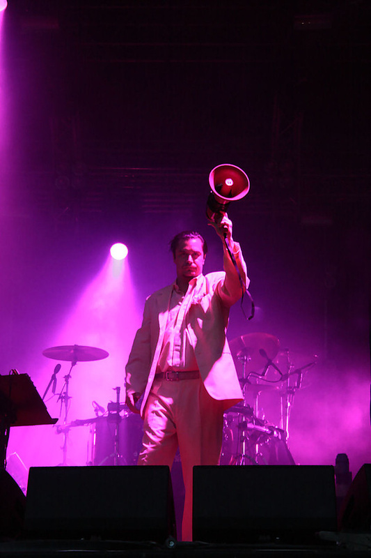 Mike Patton from Faith No More by Joonas Nieminen