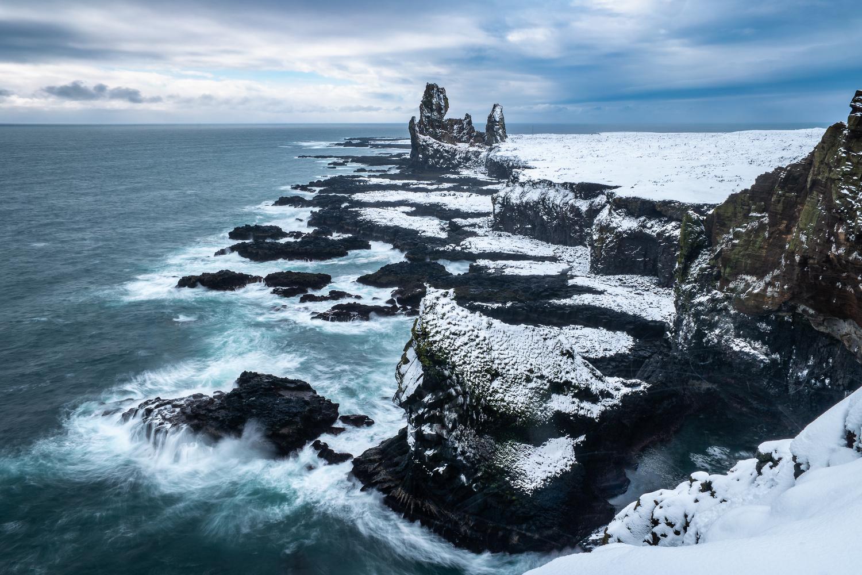 Icelandic coast by Ryan Kirschner