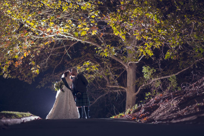 Wedding Night Kiss by Casey Wrightsman