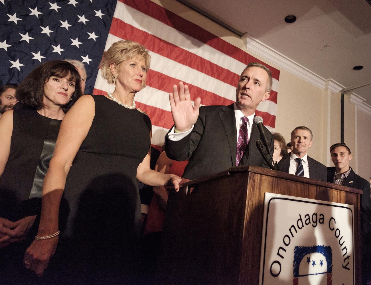 Congressman John Katko wins re-election by Wasim Ahmad