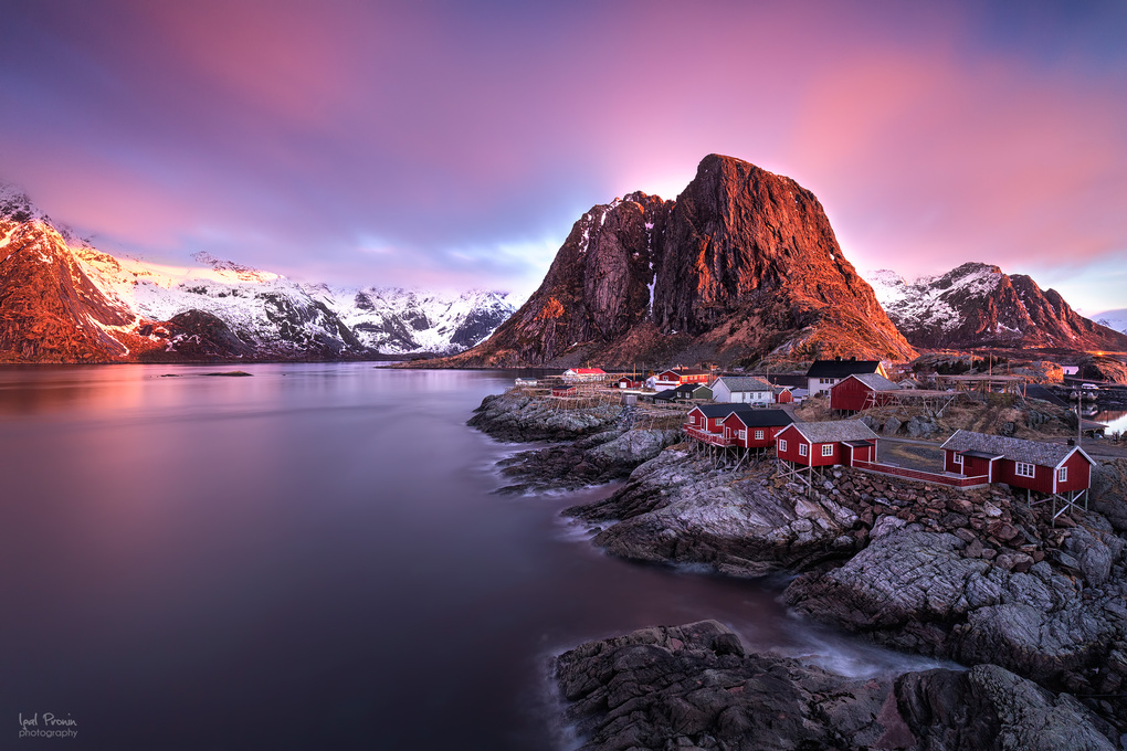 Far far north... by Igal Pronin