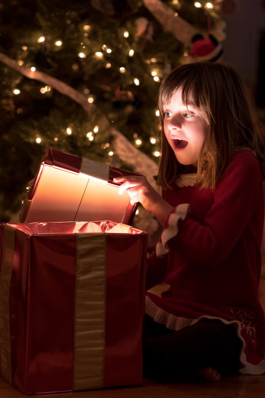 A Magical Christmas by Geoffrey Seiler