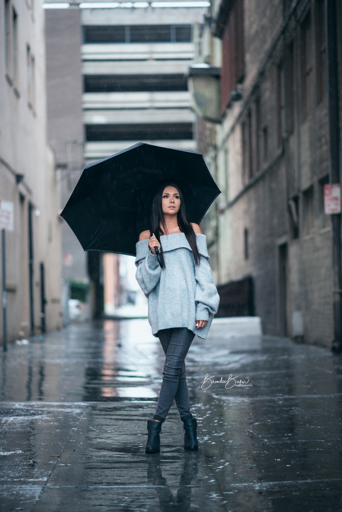Rainy Day by Brandon Baker