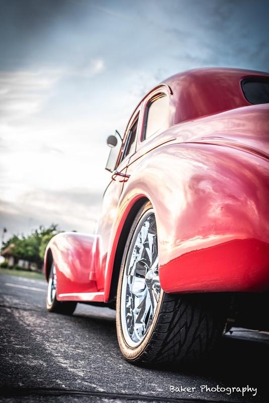 40 Chevy by Brandon Baker