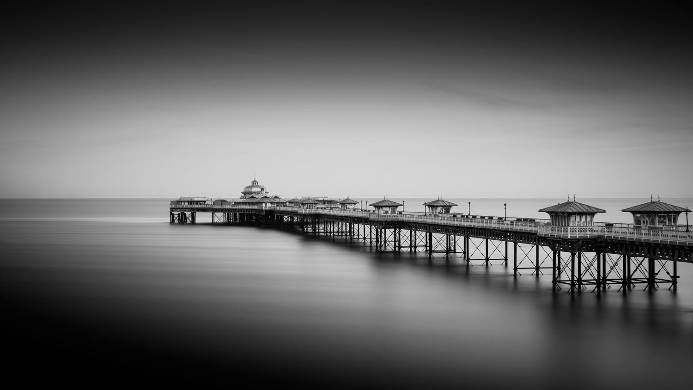Llandudno Pier  by Chris Wright