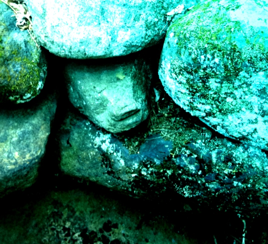 Blue Rocks by Walter Phillips