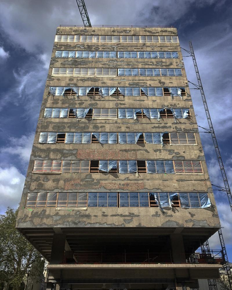 Renovation by Mik Pol