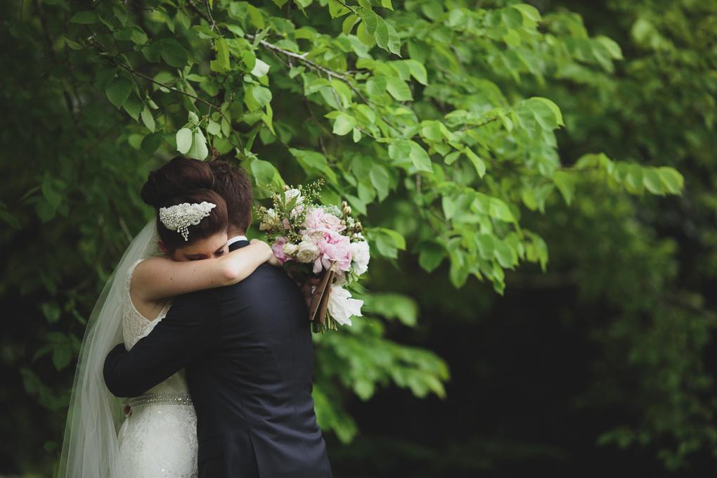 post letter hug by Rachael Muller