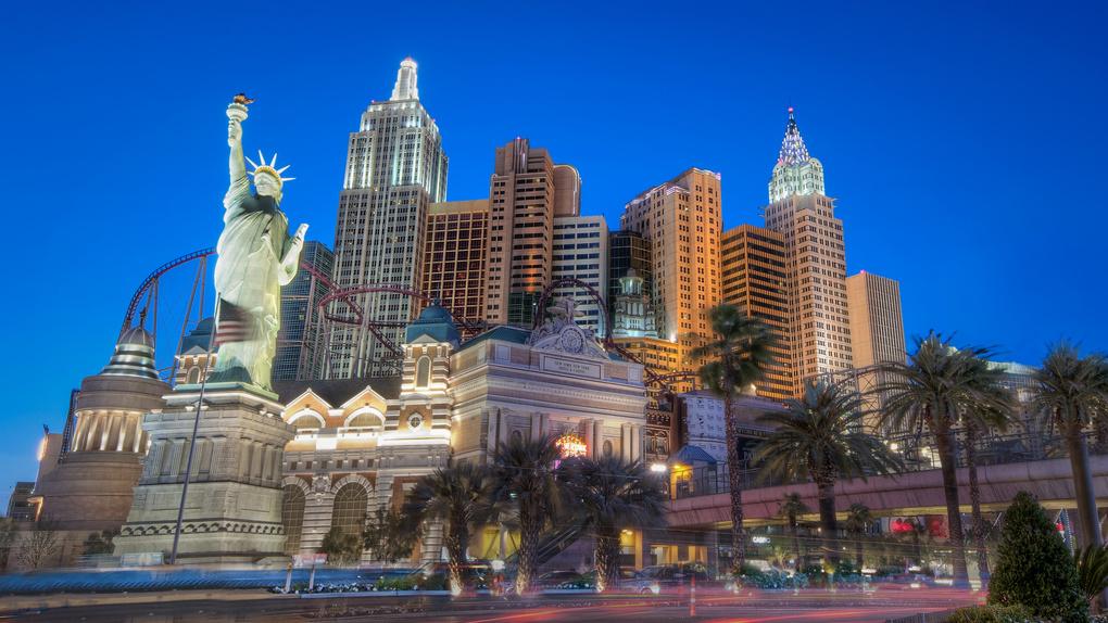 The Greatest City In Las Vegas by Jonathan Herbert