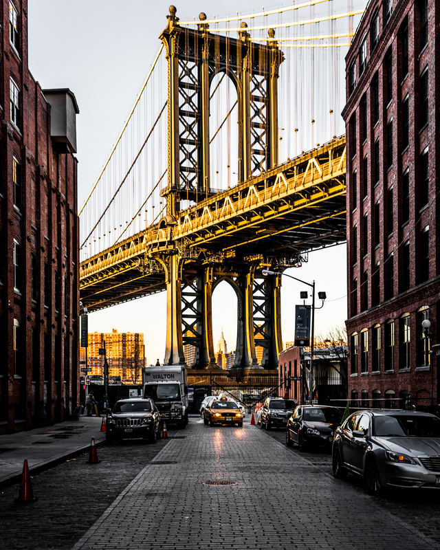 New York Icons by Anders Rosqvist