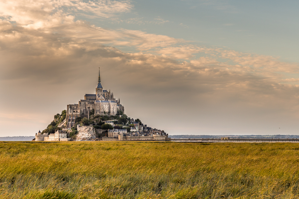 Mont Saint-Michel by Anders Rosqvist