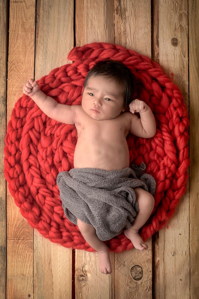 New Little Boy by Brenden King