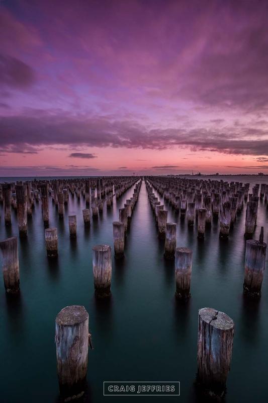 Princes Pier by Craig Jeffries