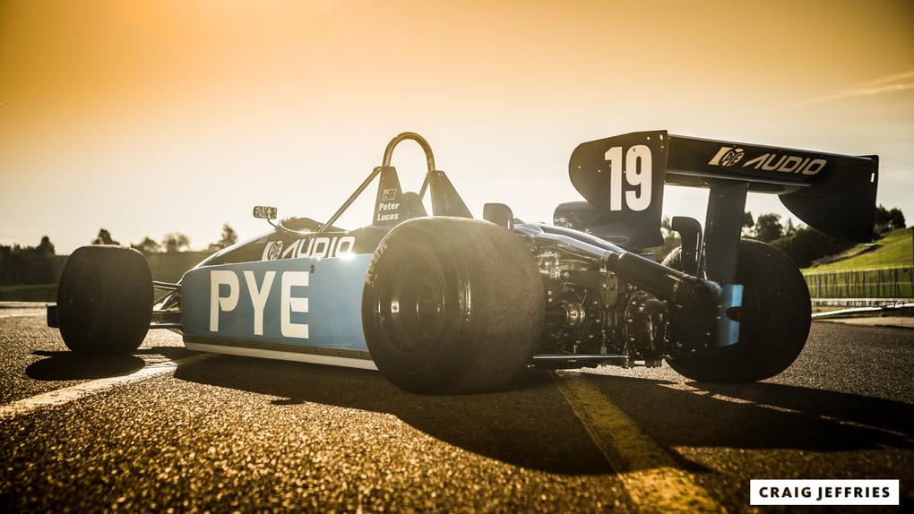 Ralt RT4 Historic Formula 1 by Craig Jeffries