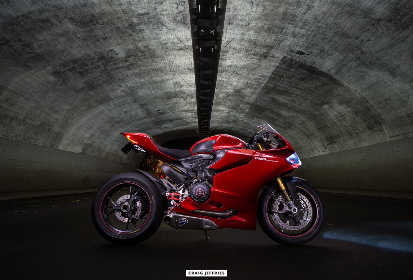 Ducati Panigale by Craig Jeffries