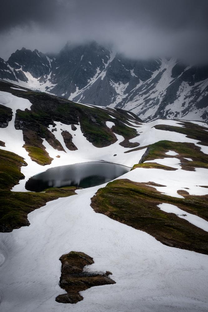 Little Lake by Andrea Re Depaolini