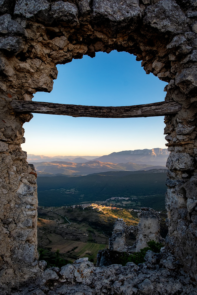 The Window by Andrea Re Depaolini