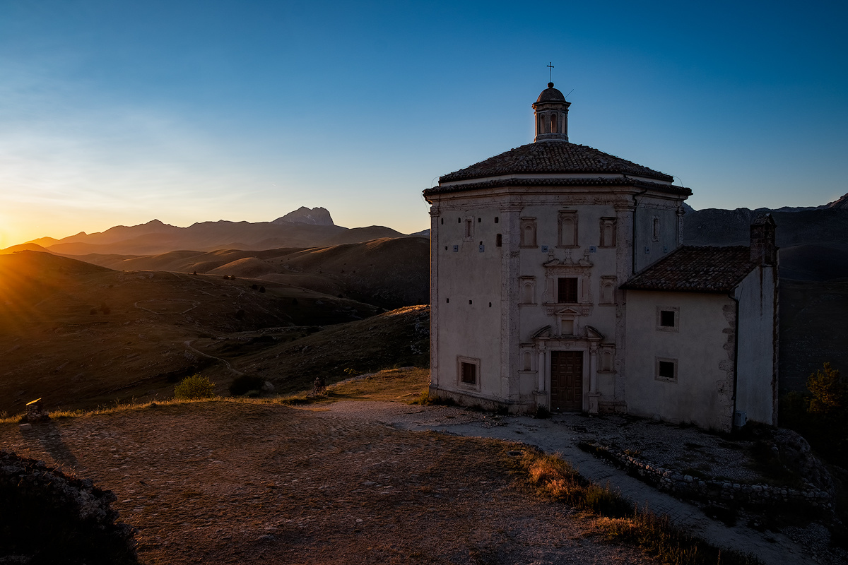 The Church by Andrea Re Depaolini