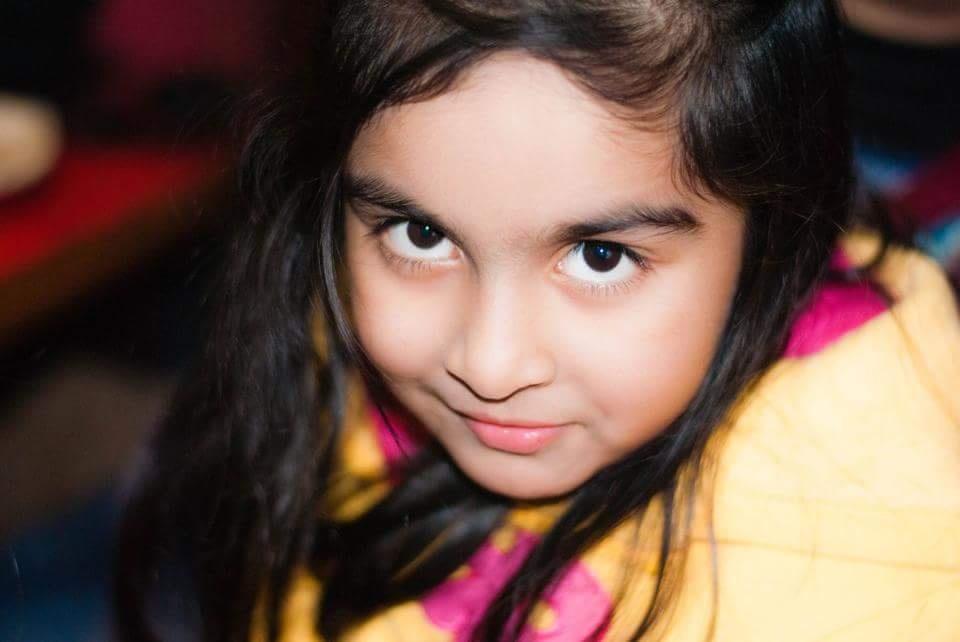 My nephew  by Mukhtar Ali