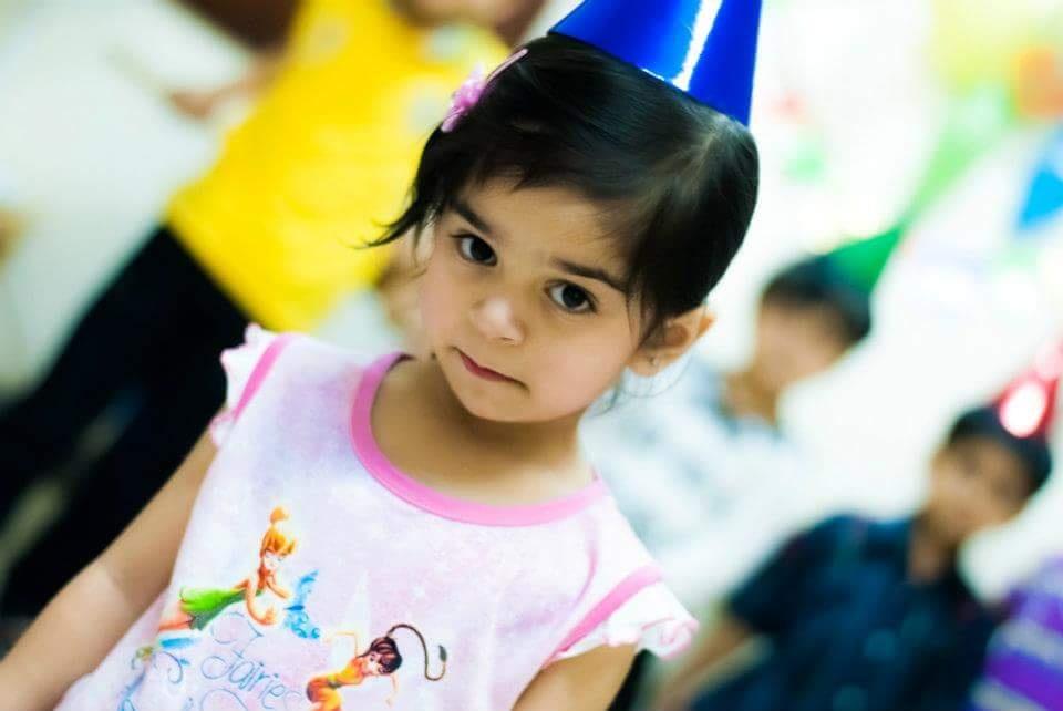 Birthday girl  by Mukhtar Ali