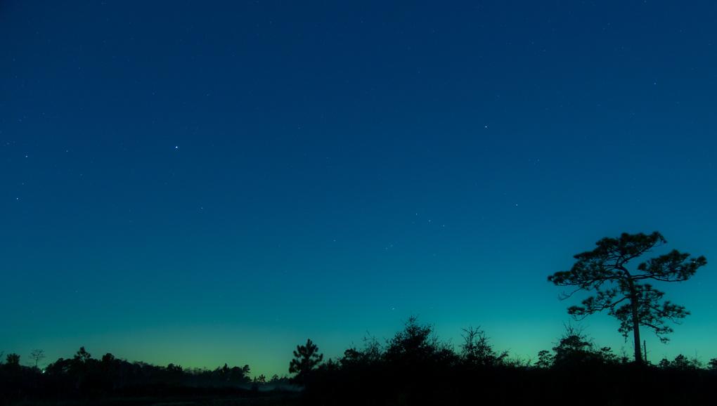 Central Florida By Night by Darragh Sinnott