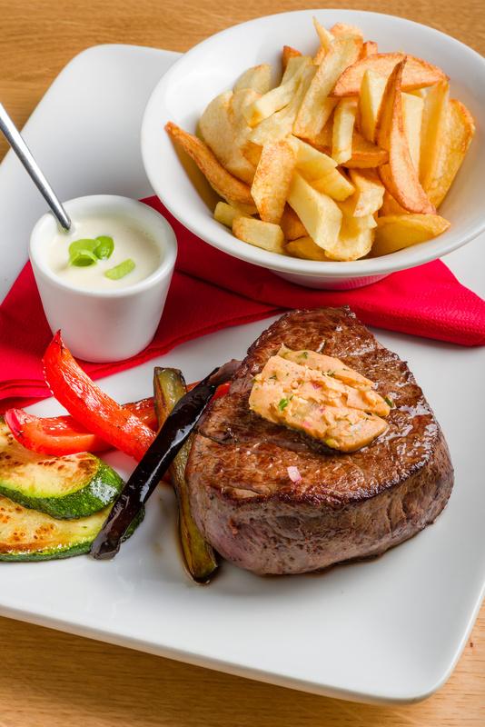 Steak by Ivan Ivanisevic