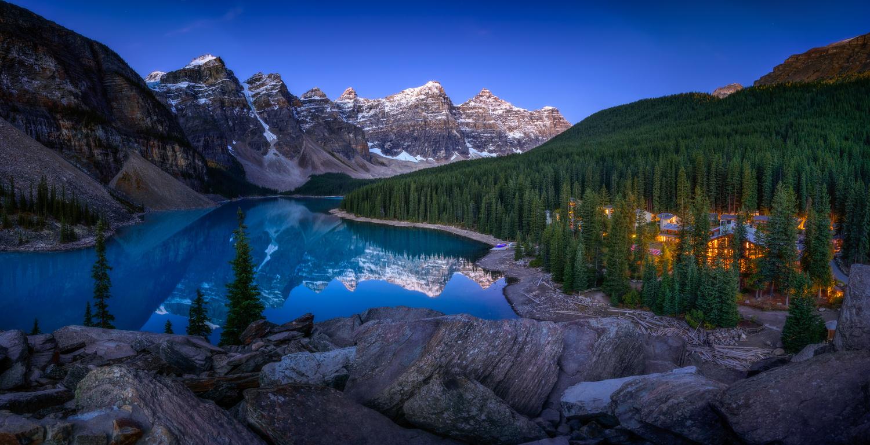 Moraine Lake by Derek Kind