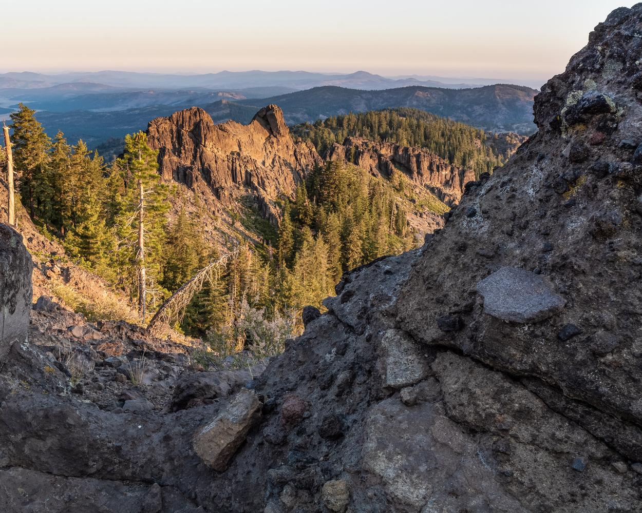 Sunrise over the Ridge by Richie Bednarski