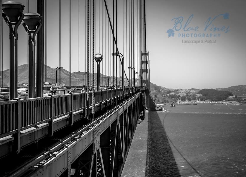 Golden Gate Bridge by Roger Elliott