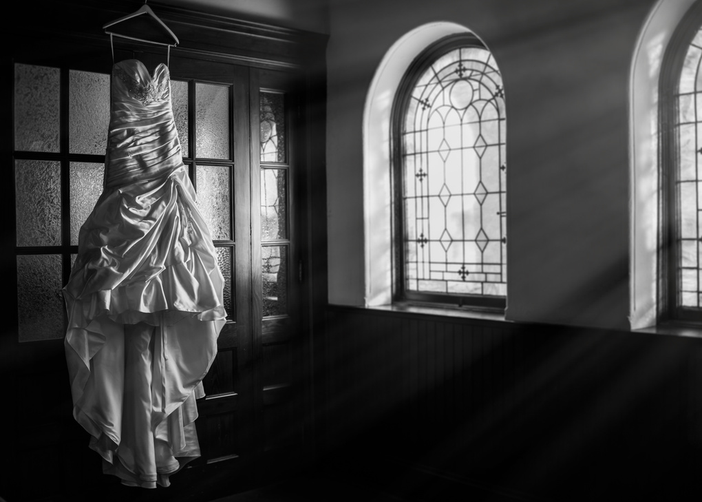 Dress in Light by Pepper Francis