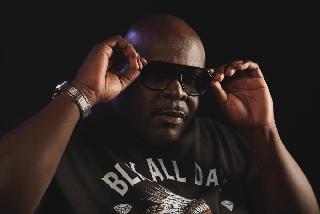 Big Black in the House by Pepper Francis