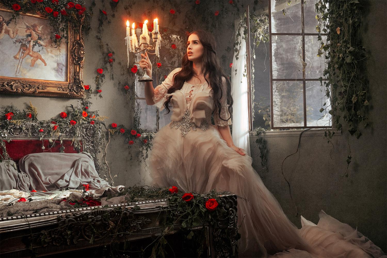 Sleepless Beauty - Awaken by Jan Gonzales
