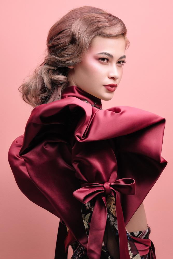 Pink by Jan Gonzales