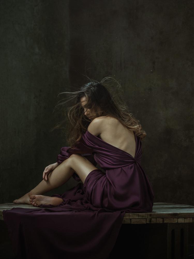 Restless by Jan Gonzales