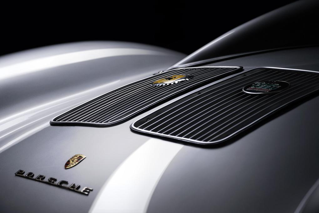 Porsche Spyder 550 by Jan Gonzales