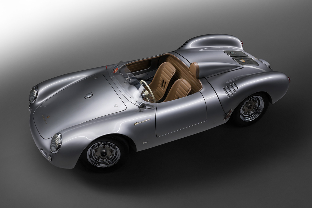 Porsche Spyder 550 by Jan Gonzales