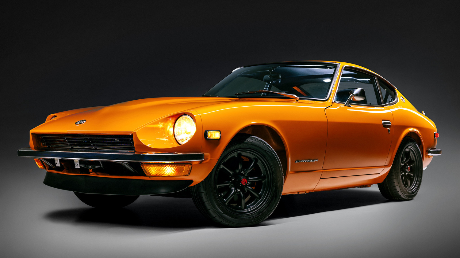 1973 Datsun 240Z FP by Jan Gonzales