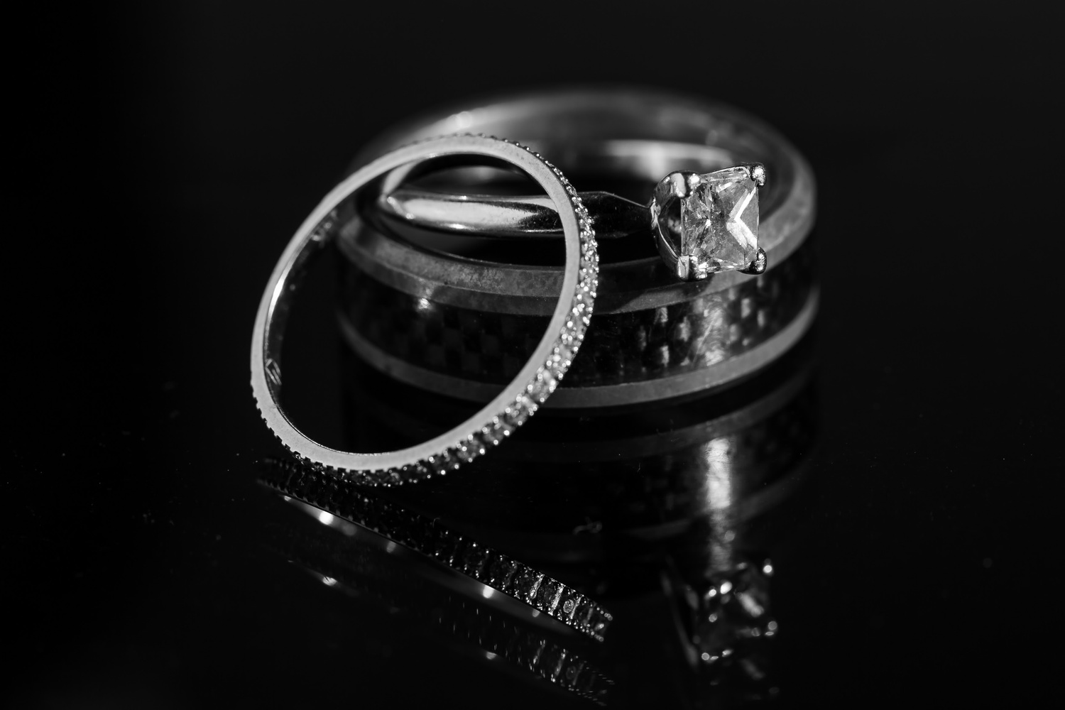 Ring shot by Thomas Galante