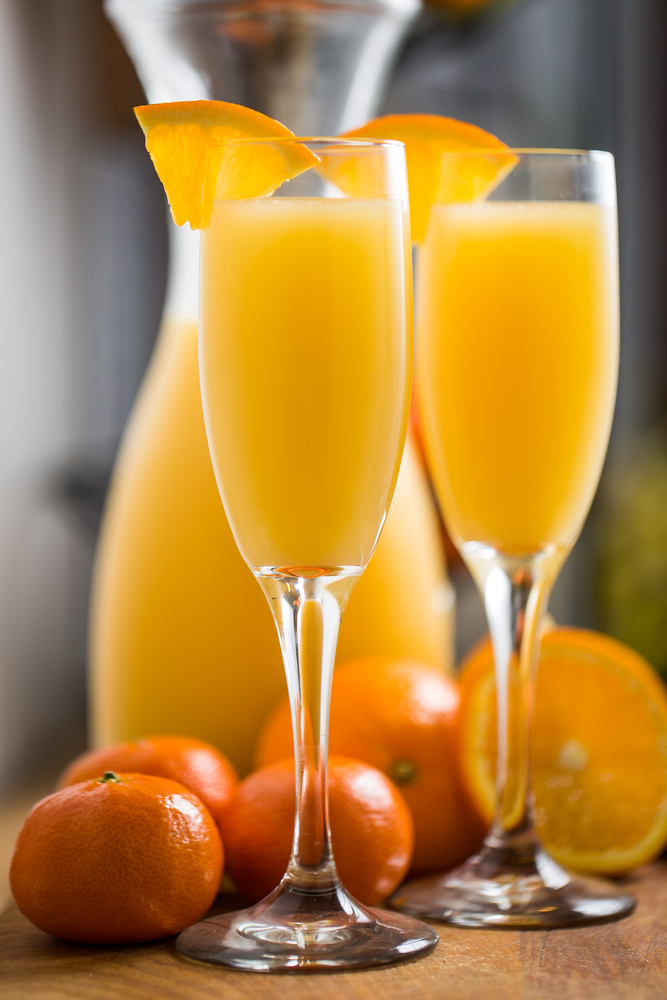 Mimosa Sunday by Thomas Galante